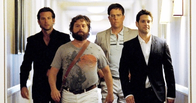 Which character suites you from The Hangover?