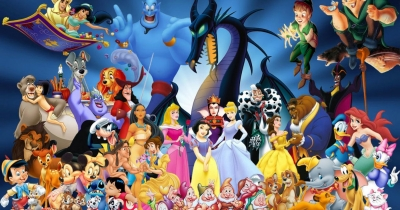 Which Disney Character Are You??