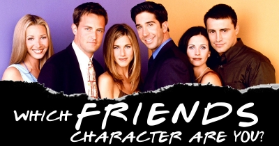 which  friend  character are  you?