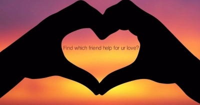 Which friend helps for your love?