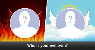 Who is your evil friend?