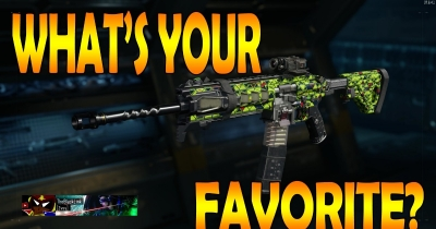 Which is your Favourite Gun.