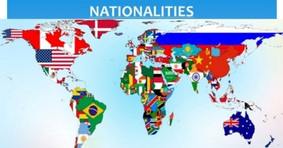 Which nationality do you look like?