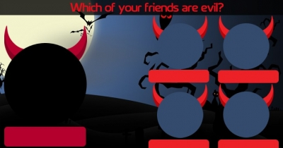 Which Of Your Friend Are Evil ?