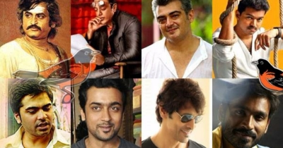 Which Tamil actor do you resemble ?