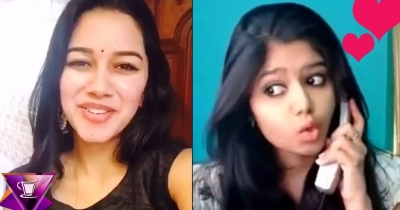 Which tamil dubsmash girl suits you ?