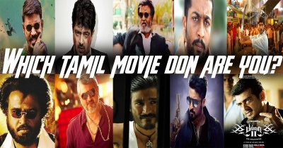 Which Tamil movie don you are?