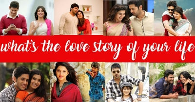 Which telugu love story you will have?