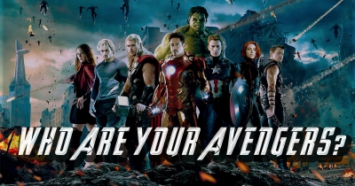 Who are your Avengers?