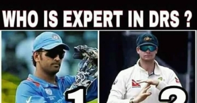 Who is expert in DRS?