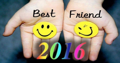 Who is your best friend of 2016?