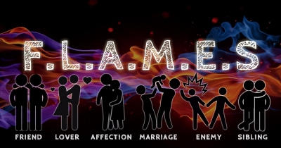 Who is your F.L.A.M.E.S ?