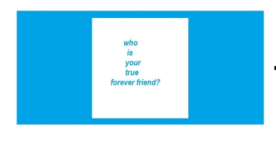 who is your forever friend?