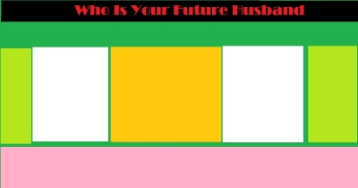 Who Is Your Future Husband?