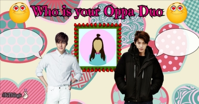 Who is your oppa duo?