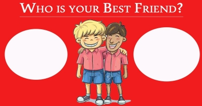 Who is youtr best friend?