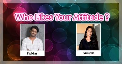 Who Likes Your Attitude ?