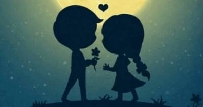 who secretly loves you....!