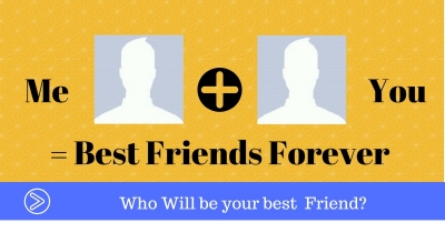 who will be your best friend ?