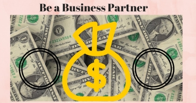 Who will be your business partner?