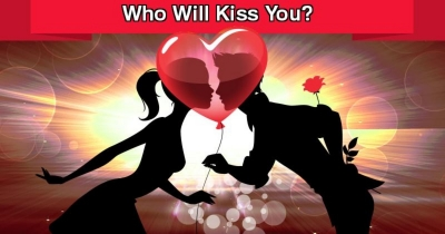 Who Will Kiss You