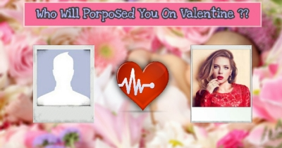 Who Will Purposed You On Valentine Day ??