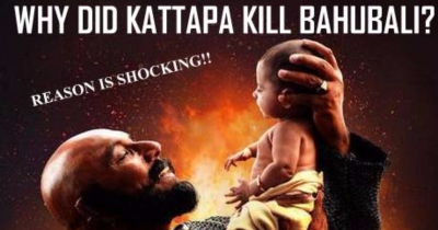 WHY DID KATTAPPA KILLED BAHUBALI ??? And the reason is here!