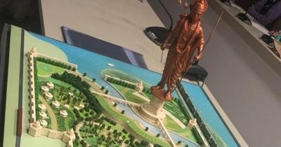 Yogi Adityanath clears 221-meter tall Ram statue in Ayodhya