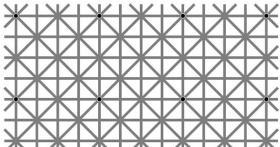 Your Eyes cant see all dots